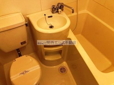【浴室】タチバナコーポ