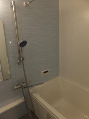 【浴室】日興千里台スカイタウンB棟