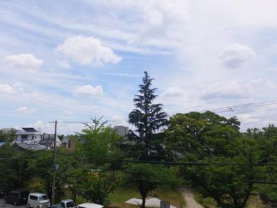 【展望】日興千里台スカイタウンB棟