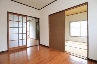 【内装】フラワーハイツ 2階2DK