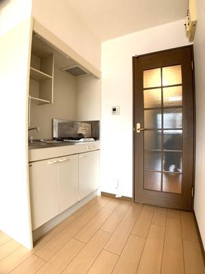 【キッチン】サンハイツ・T