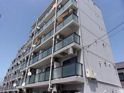 【外観】キャッスルマンション鶴間