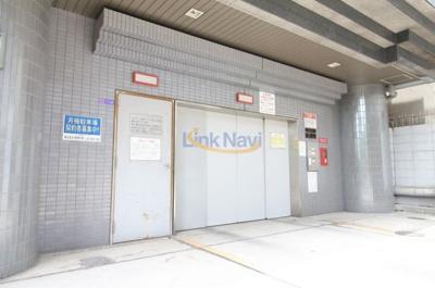 【駐車場】阪神ハイグレードマンション鷺洲