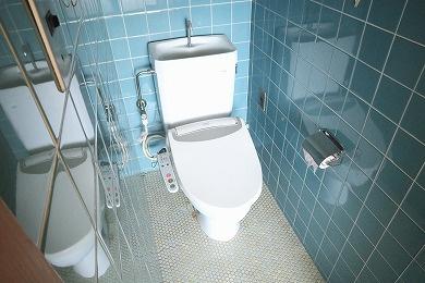 【トイレ】コーポ海南東