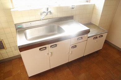 【キッチン】コーポ海南東