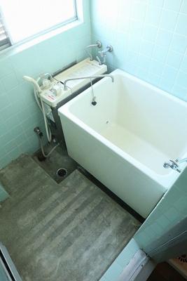 【浴室】コーポ海南東