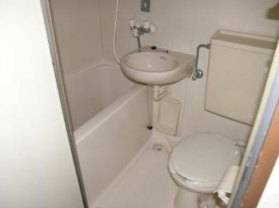 【浴室】ロイヤルコーポ琴の浦
