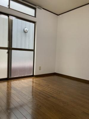 寝室におすすめの洋室です。