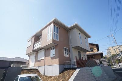 ※施工中※積水ハウス施工の賃貸住宅シャーメゾン♪2021年3月完成予定!ペットOKの新築2階建てアパート♪新しいお部屋に住みたい方にオススメ☆