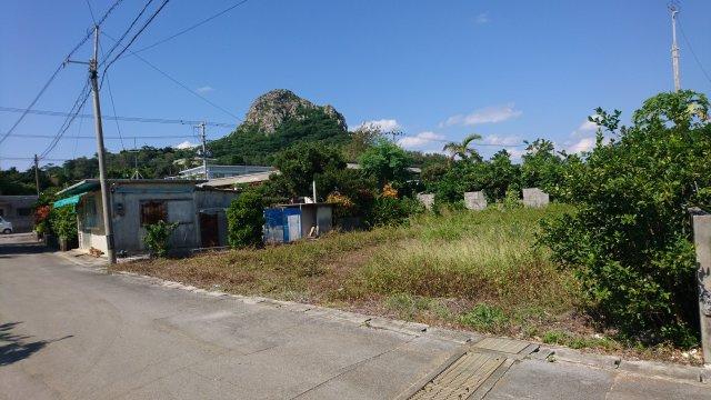 【土地図】伊江島 土地