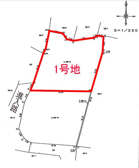 【土地図】E002玉名市岱明町大野下1号地