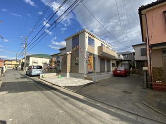 新京成線「二和向台」駅徒歩13分の全1棟の新築一戸建てです。