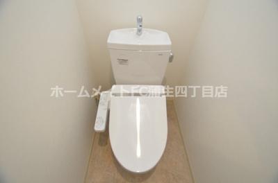 【トイレ】グランデュール大今里西