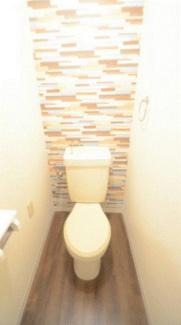 【トイレ】《RC造!満室!》北九州市八幡東区祇園一棟アパート