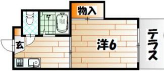 【間取り】《RC造!満室!》北九州市八幡東区祇園一棟アパート
