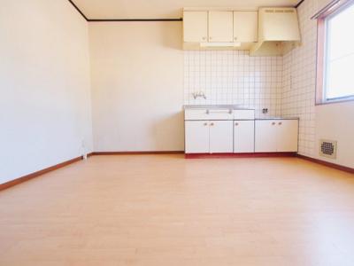 【居間・リビング】石田アパート3