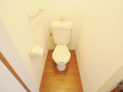 【トイレ】石田アパート3