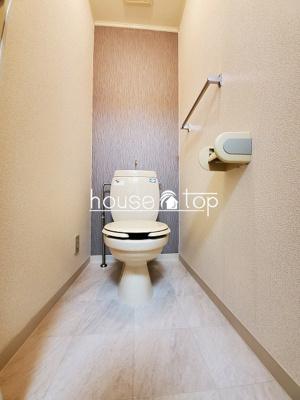【トイレ】エメロード西宮