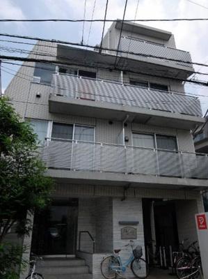 プレール・ドゥーク北新宿Ⅲの外観☆