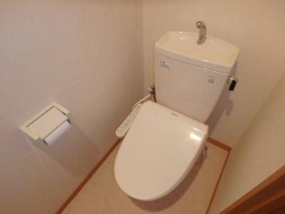 大島 AXIA倉敷 2DK トイレ