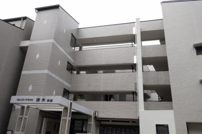 【外観】グランフォルム清水別邸 3階
