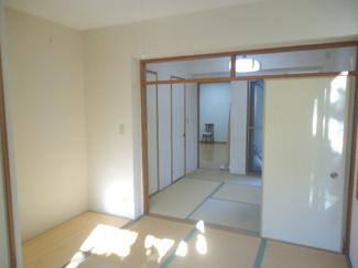 【和室】宝塚ガーデンヴィレッジC棟 1階