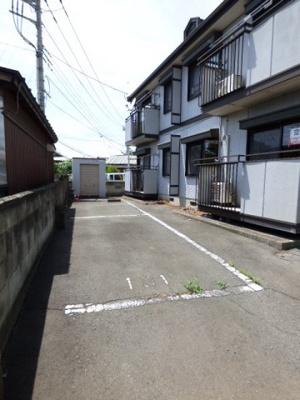 【駐車場】レジデンスK