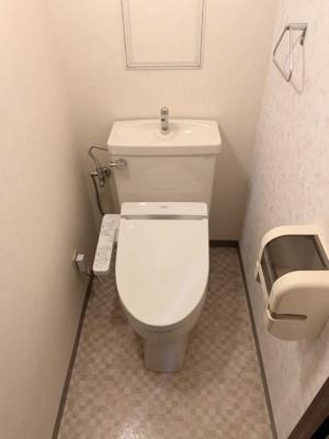 【トイレ】アンビックス志賀ストリートタワー