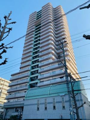 【外観パース】アンビックス志賀ストリートタワー