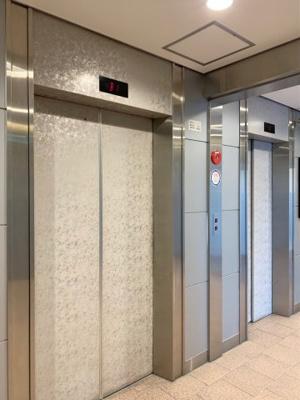エレベーター2基あり