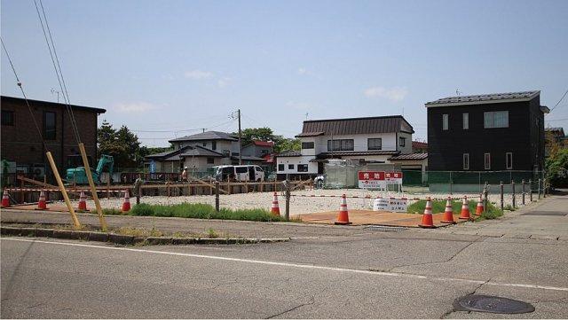 【外観】【建築条件なし】大仙市大曲須和町2丁目の住宅用地B区画