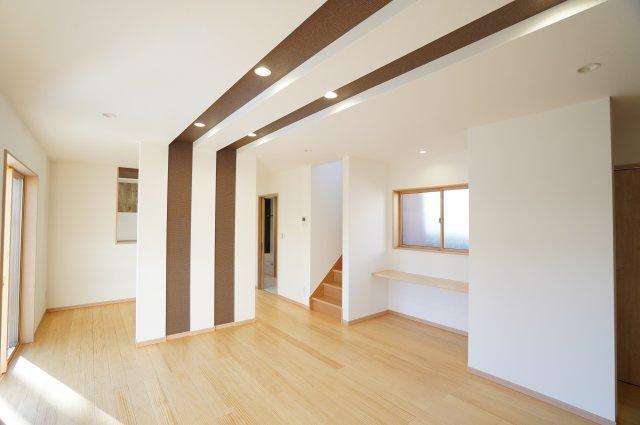 21帖 デザイン性のある開放的な空間です。