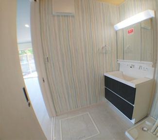 【浴室】横浜市鶴見区下末吉5丁目1号棟 新築戸建(仲介手数料不要)
