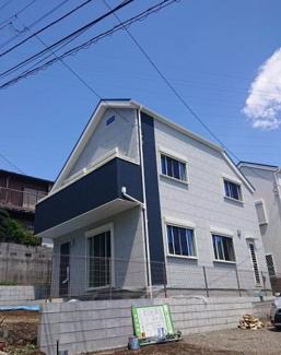 【玄関】横浜市鶴見区下末吉5丁目1号棟 新築戸建(仲介手数料不要)