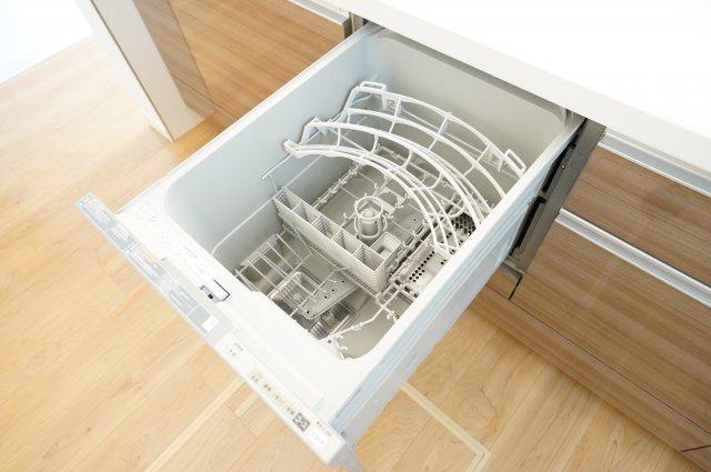 ママにうれしい食洗機付!家事の時短になる主婦の味方です。