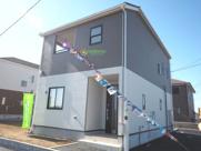 羽生市上岩瀬 第1 新築一戸建て 01 クレイドルガーデンの画像