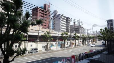 【展望】GSハイム元町