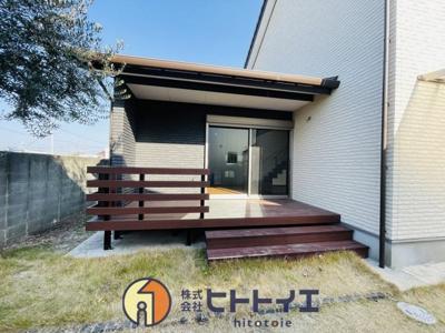 【外観】八女市高塚『モデル住宅を販売』