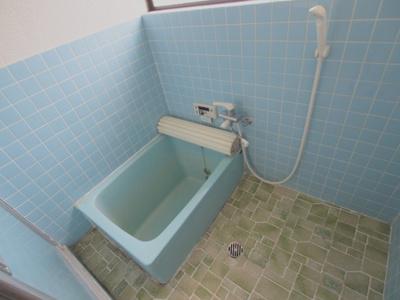 【浴室】浦田貸家