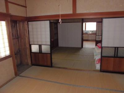 【和室】大館市軽井沢字下岱・中古住宅