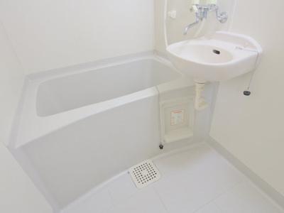 【浴室】音戸ハイツ川本