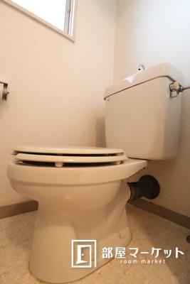 【トイレ】大野マンション(小呂)