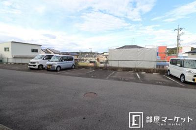 【駐車場】大野マンション(小呂)
