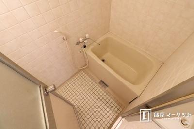 【浴室】大野マンション(小呂)