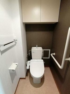 【トイレ】グランドエンブレム横浜