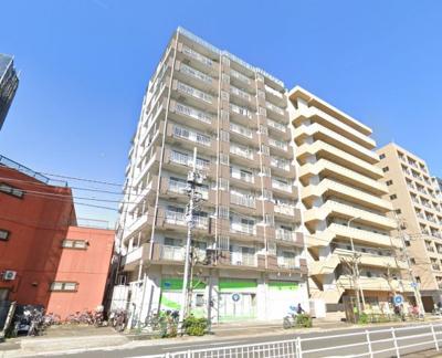 総戸数33戸、昭和54年3月築のマンションです。 専有面積40.50平米、2DKのお部屋となります。