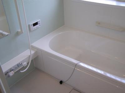【浴室】埼玉県桶川市川田谷分譲地 5号棟 一戸建