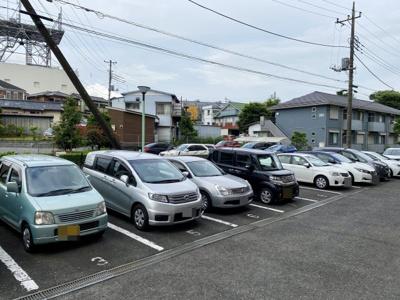 【駐車場】西武豊岡ハイツ