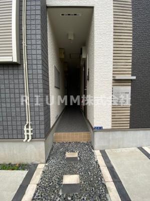 【エントランス】ハーモニーテラス東陽Ⅲ
