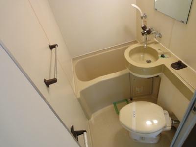 【浴室】スタープラザ東雲